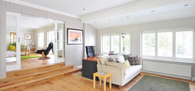 רהיטים, ספות נקיות, סלון הבית, חלון