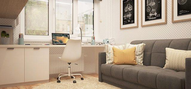 חדר, ספות, שטיחים